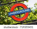 london  united kingdom may ... | Shutterstock . vector #719355451