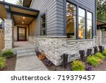 Luxurious New Home With Curb...