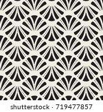 art deco seamless pattern.... | Shutterstock .eps vector #719477857
