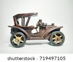 miniature wood | Shutterstock . vector #719497105