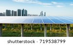 nanchang  ecological energy... | Shutterstock . vector #719538799