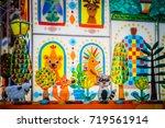 lviv  ukraine   september 17 ... | Shutterstock . vector #719561914