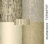 Collection Of Reed Bamboo...