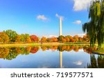 washington dc   washington... | Shutterstock . vector #719577571