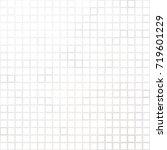 abstract digital gray white... | Shutterstock .eps vector #719601229
