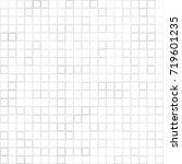 abstract digital gray white... | Shutterstock .eps vector #719601235