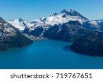 garibaldi lake | Shutterstock . vector #719767651