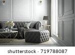 selected focus  interior living ... | Shutterstock . vector #719788087