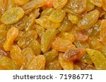 dried grapes | Shutterstock . vector #71986771