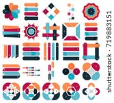 infographic icons | Shutterstock .eps vector #719883151