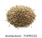 Small photo of ajowan seeds , ajwain seeds , indian spice