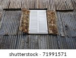 white window | Shutterstock . vector #71991571