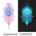 vector illustration of... | Shutterstock .eps vector #719945221