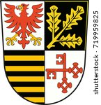 coat of arms of potsdam...