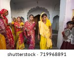 pushkar  india  19 november... | Shutterstock . vector #719968891
