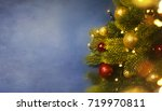 christmas and new year s...   Shutterstock . vector #719970811