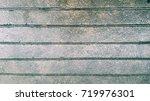 wet street floor texture | Shutterstock . vector #719976301