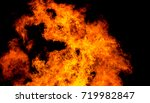 sting flame | Shutterstock . vector #719982847