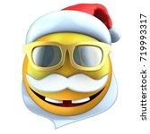 3d illustration of yellow... | Shutterstock . vector #719993317