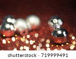 holiday christmas background   Shutterstock . vector #719999491