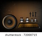 Music Background   Old Style