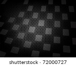 abstract racing checkered... | Shutterstock .eps vector #72000727