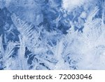 Structure Of Snow Surface