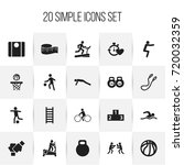 set of 20 editable lifestyle...