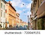 ferrara  italy   07.06.2017...   Shutterstock . vector #720069151