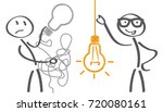 keep it simple business concept ... | Shutterstock .eps vector #720080161