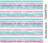 strip pattern. horizontal lines ... | Shutterstock .eps vector #720099769