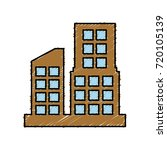 urban city buildings