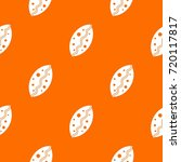 baked pastry pattern repeat... | Shutterstock .eps vector #720117817