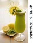 mint drink    Shutterstock . vector #720132085