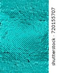color grunge turquoise...   Shutterstock . vector #720155707