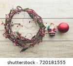 holiday season | Shutterstock . vector #720181555