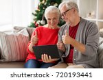christmas  holidays ... | Shutterstock . vector #720193441