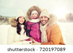 parenthood  fashion  season and ... | Shutterstock . vector #720197089