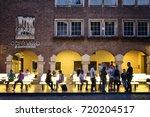 dusseldorf   june 1  2017 ...   Shutterstock . vector #720204517