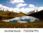 rush lake  pakistan | Shutterstock . vector #720206791