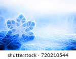 snowflake | Shutterstock . vector #720210544