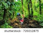 cerro chato volcano costa rica | Shutterstock . vector #720212875