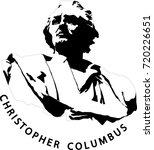 columbus | Shutterstock .eps vector #720226651