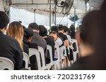 bangkok  thailand   august 25 ... | Shutterstock . vector #720231769
