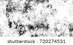 abstract black and white... | Shutterstock . vector #720274531