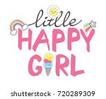 cute t shirt design for kid... | Shutterstock .eps vector #720289309