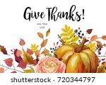 Happy Thanksgiving Vector...