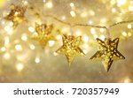 christmas and new year holidays ... | Shutterstock . vector #720357949