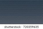 blue and black triangles.... | Shutterstock .eps vector #720359635