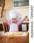 Little Girl Makes Dough On...